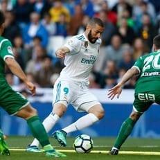 """""""Реал"""" Мадрид - """"Леганес"""": стартовые составы"""