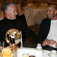 Далич, Дешам и Зидан претендуют на звание лучшего тренера ФИФА
