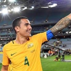 Кэйхилл проведет прощальный матч в сборной Австралии