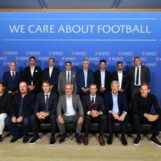 Моуриньо, Венгер и Фонсека посетили ежегодный форум топ-тренеров клубов Европы в УЕФА