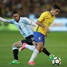 Бразилия проведет матчи с Аргентиной и Саудовской Аравией