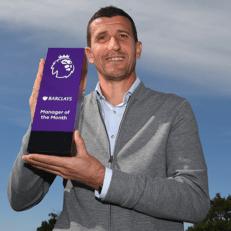 Грасия признан лучшим тренером АПЛ в сентябре