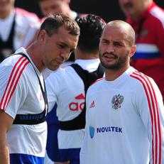 Дзюба и Кудряшов не сыграют против Чехии