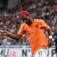 Бабель впервые за 13 лет забил за сборную Голландии