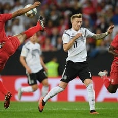 Германия с трудом выиграла у Перу