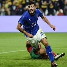 Кутроне получил повреждение в матче за сборную Италии U-21