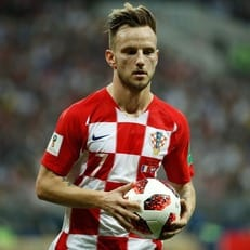 Ракитич провел 100-й матч в составе сборной Хорватии