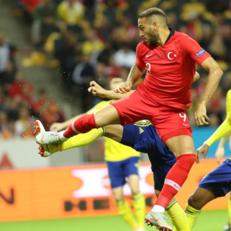 Турция вырвала победу у Швеции