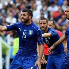 Сборная Италии не выигрывала официальных матчей целый календарный год