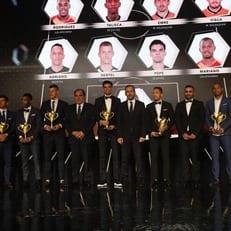 Названы лучшие игроки сезона в чемпионате Турции