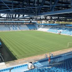 СПАЛ отремонтировал стадион