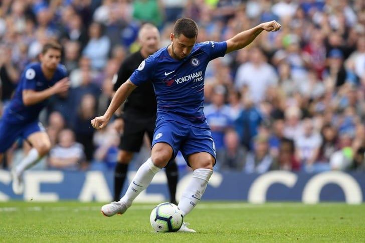 Эден Азар, twitter.com/ChelseaFC