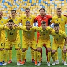 Украина поднялась на 29-е место в рейтинге ФИФА