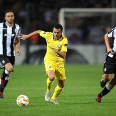 Педро получил повреждение в матче против ПАОКа