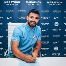 "Агуэро продлил контракт с ""Манчестер Сити"""