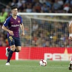 """""""Барселона"""" обжалует красную карточку Ленгле"""