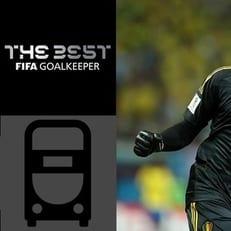 Куртуа - голкипер года ФИФА, Дешам - тренер, Салах - автор лучшего гола