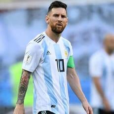 Месси пропустит предстоящие товарищеские матчи Аргентины