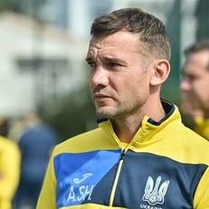 Андрей Шевченко вызвал восемь легионеров в сборную Украины
