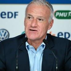Дешам огласит состав на матчи с Францией и Исландией 4-го октября