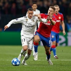 """""""Реал Мадрид"""" не забил в трех матчах кряду впервые с 2007 года"""