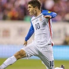 Пулишич пропустит матчи с Колумбией и Перу