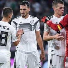 Германия определилась с заявкой на матчи c Голландией и Францией