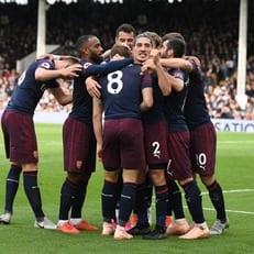 """""""Арсенал"""" впервые за 3,5 года выиграл 9 матчей кряду"""