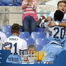 """""""Лацио"""" минимально обыграл """"Фиорентину"""" благодаря голу Иммобиле"""
