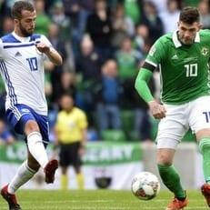 Кайл Лафферти не сыграет за Северную Ирландию