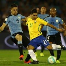 Бразилия и Уругвай проведут матч в Лондоне