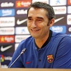 """Вальверде может покинуть """"Барселону"""""""