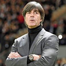 Лев установил рекорд по матчам во главе сборной Германии