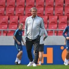 Козак покинул пост главного тренера сборной Словакии