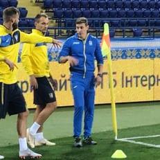 Макаренко и Ярмоленко будут готовы к матчу против Чехии