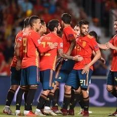 Уэльс - Испания: стартовые составы