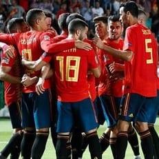 Испания разгромила Уэльс в товарищеском матче