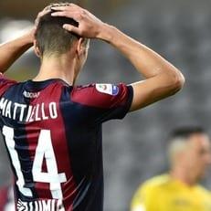 Федерико Маттьелло пропустит две-три недели