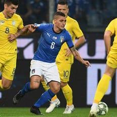 Италия не выигрывает в пяти домашних матчах кряду впервые с 1925 года