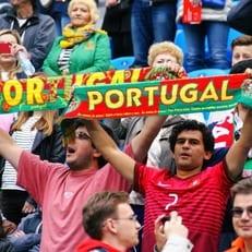 Шотландия - Португалия: стартовые составы