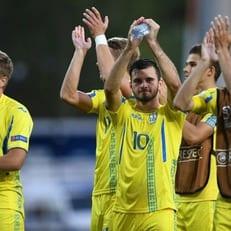 Украина U-19 проиграла Норвегии U-19