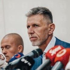 """Шилгавый: """"У Украины очень сильная группа атаки, но я не боюсь никого и ничего"""""""