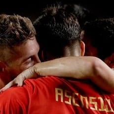 Испания впервые за 15 лет проиграла дома в официальном матче