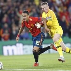 Лига наций: Англия на выезде одолела Испанию