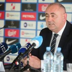 Кавчич уволен с поста главного тренера сборной Словении