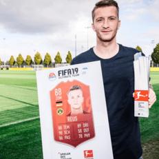 Ройс — лучший игрок Бундеслиги в сентябре