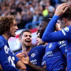 """""""Челси"""" на 96-й минуте вырвал ничью в матче с """"Манчестер Юнайтед"""""""