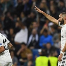 Бензема повторил еврокубковый рекорд Месси и Рауля