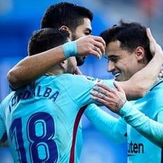 """Сразу шесть игроков """"Барселоны"""" пропустят матч кубка Испании"""
