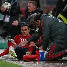 Алькантара получил травму в матче кубка Германии